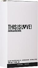 Kup Zadig & Voltaire This is Love! for Him - Woda toaletowa (tester z nakrętką)