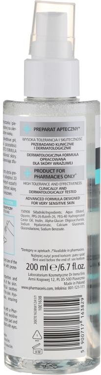 Nawilżająca mgiełka do twarzy - Pharmaceris A Puri-Sensilique Calming And Moisturizing Mist Toner — фото N2