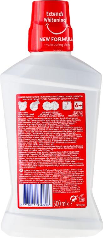 Wybielający płyn do płukania jamy ustnej - Colgate Max White — фото N2
