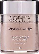 Sypki puder mineralny - Physicians Formula Mineral Wear Loose Powder SPF 16 — фото N1