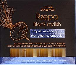 Kup Wzmacniające ampułki do włosów przetłuszczających się - Joanna Rzepa