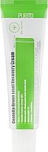 Kup Kojący krem regenerujący do twarzy z wąkrotą azjatycką - Purito Centella Green Level Recovery Cream