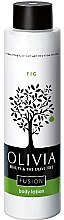Kup Balsam do ciała Figa - Olivia Beauty & The Olive Tree Fusion Body Lotion Fig