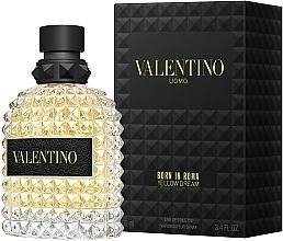 Kup Valentino Born In Roma Uomo Yellow Dream - Woda toaletowa