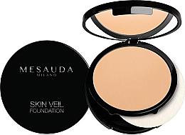 Kup Długotrwały podkład w kompakcie do twarzy - Mesauda Milano Skin Veil Foundation