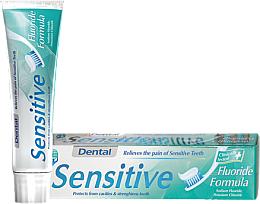 Kup Pasta do wrażliwych zębów - Dental Sensitive Fluoride Formula