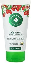 Kup Nawilżający krem do ciała z ekstraktem z jagód goji - Green Feel's Body Cream With Natural Goji Berry Extract