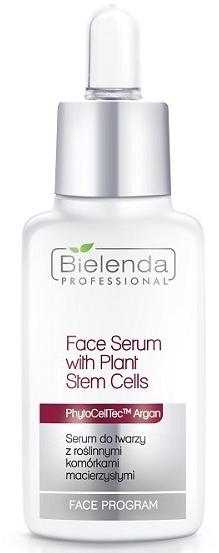 Serum do twarzy z roślinnymi komórkami macierzystymi - Bielenda Professional Program Face Serum With Plant Stem Cells — фото N1