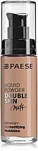 Kup PRZECENA! Lekki matujący podkład w kremie - Paese Liquid Powder Double Skin Matt *