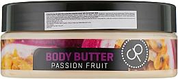 Nawilżające masło do ciała Marakuja - Cosmepick Body Butter Passion Fruit — фото N2
