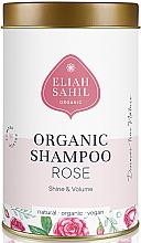 Kup Organiczny szampon w proszku, Objętość i połysk - Eliah Sahil Natural Shampoo Volume & Shine Hair Powder