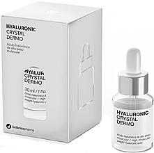 Kup Głęboko nawilżające serum do twarzy z kwasem hialuronowym - Botanicapharma Crystal Dermo Serum