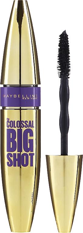 Pogrubiający tusz do rzęs - Maybelline The Colossal Big Shot Volum Express Mascara