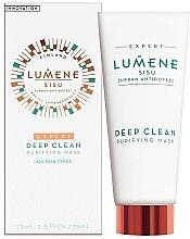 Kup Głęboko oczyszczająca maseczka do twarzy - Lumene Sisu [Urban Antidotes] Expert Deep Clean Purifying Mask