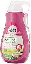 Kup Krem z masłem shea do depilacji nóg i ciała do wszystkich rodzajów skóry - Veet Naturals Inspirations