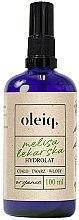 Kup Hydrolat z melisy do twarzy, ciała i włosów - Oleiq