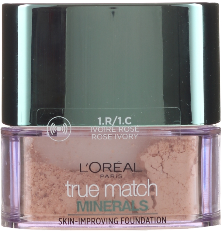 Sypki puder mineralny - L'Oreal Paris True Match Minerals Powder