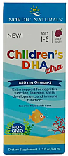Kup Kwas Omega-3 w płynie dla dzieci - Nordic Naturals Children's DHA Xtra