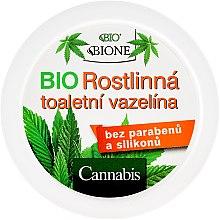 Kup Wazelina kosmetyczna z olejem konopnym - Bione Cosmetics Cannabis Plant Vaseline