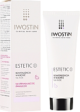 Kup Regenerujący krem do twarzy na noc - Iwostin Estetic 2 Revitalization Night Cream