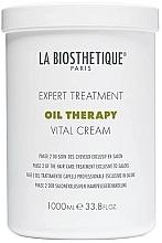 Kup Rewitalizująca maska do włosów - La Biosthetique Oil Therapy Vital Cream