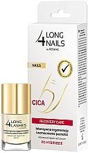 Kup Serum Intensywna regeneracja i wzmocnienie paznokci po hybrydzie - Long4Nails Cica Recovery Care