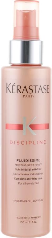 Termoochronny spray wygładzający do włosów nieposłusznych i puszących się - Kérastase Discipline Spray Fluidissime