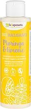 Kup Nawilżający balsam do włosów Moringa i cytryna - La Saponaria Bio Moringa & Limone Bio Balm