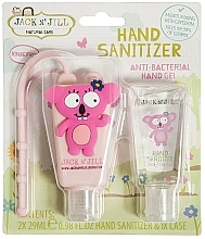 Kup Zestaw do dezynfekcji dla dzieci - Jack N' Jill Hand Sanitizer (Koala)