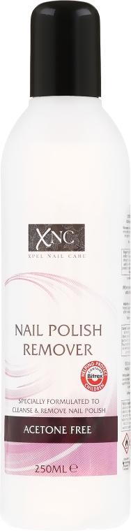 Bezacetonowy zmywacz do paznokci - Xpel Marketing Ltd Xnc Nail Polish Remover Acetone Free