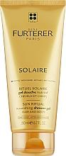 Kup Odżywczy żel pod prysznic - Rene Furterer Solaire Sun Ritual Nourishing Shower Gel