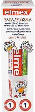 Kup Dziecięcy zestaw do mycia zębów - Elmex Kids (t/paste/50ml + cup/1pc)