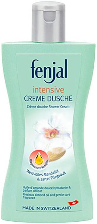 Migdałowy krem pod prysznic - Fenjal Intensive Shower Cream