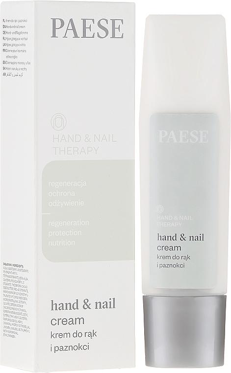 Regeneracyjny krem do rąk i paznokci - Paese Hand & Nail Therapy Cream