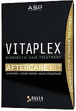 Kup Zestaw - Affinage Salon Professional Aftercare Set (concentrate/200ml+shm/275ml+cond/275ml)