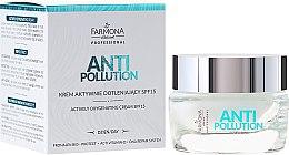 Kup Krem aktywnie dotleniający SPF 15 - Farmona Professional Anti Pollution Dotlenienie i odświeżenie