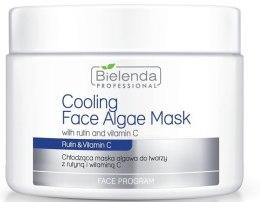 Kup Chłodząca maska algowa do twarzy z rutyną i witaminą C - Bielenda Professional Face Program Cooling Face Algae Mask