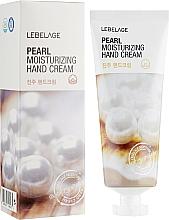Kup Rozjaśniający krem do rąk - Lebelage Pearl Moisturizing Hand Cream