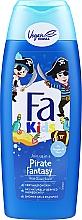 Kup Żel pod prysznic i szampon 2 w 1 - Fa Kids Pirate Fantasy
