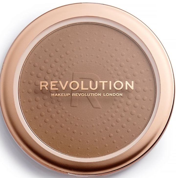 Bronzer do twarzy - Makeup Revolution Mega Bronzer