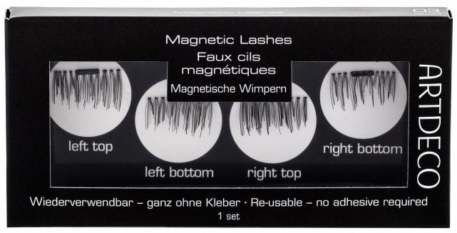 Sztuczne rzęsy - Artdeco Magnetic Lashes N 03 — фото N1