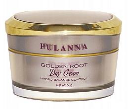 Kup Intensywnie regenerujący krem do twarzy na dzień - Pulanna Golden Root Day Cream Hydro-Balance Control