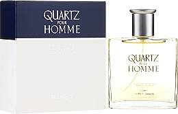 Kup Molyneux Quartz Pour Homme - Woda toaletowa