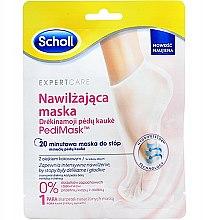 Kup Nawilżająca 20-minutowa maska do stóp z olejem kokosowym - Scholl Expert Care Foot Mask