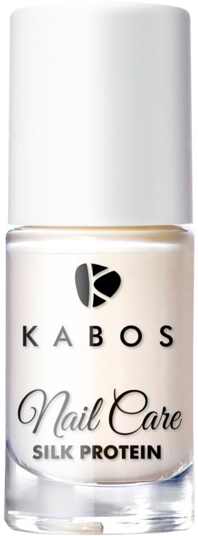 Odżywka do paznokci z proteinami naturalnego jedwabiu - Kabos Nail Care Silk Protein