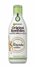 Kup Maska do włosów z mlekiem migdałowym - Garnier Original Remedies Almond Milk Mask