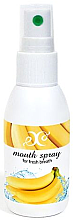 Kup Spray odświeżający oddech Banan - Hristina Cosmetics Banana Mouth Spray