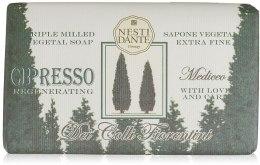 Kup Regenerujące mydło w kostce Cyprys - Nesti Dante Dei Colli Fiorentini