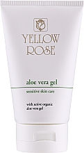 Kup Żel do twarzy i ciała z aloesem - Yellow Rose Aloe Vera Gel