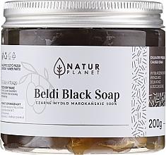 Kup Czarne mydło - Natur Planet Moroccan Beldi Black Soap